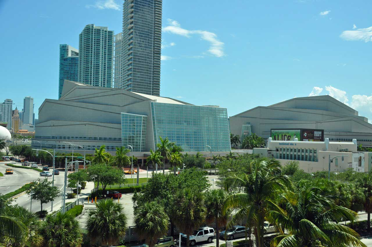 I-395 land deal adds parking for Adrienne Arsht Center