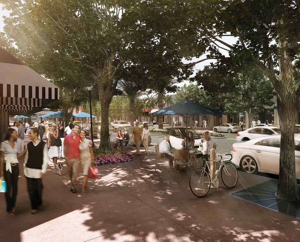 Gables selling bonds for Miracle Mile streetscape