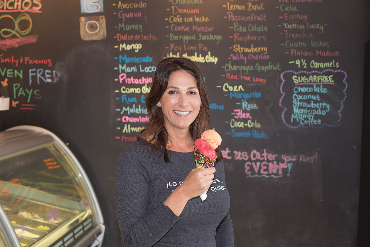 Suzy Batlle: Ex-banker hit sweet spot founding Azucar Ice Cream