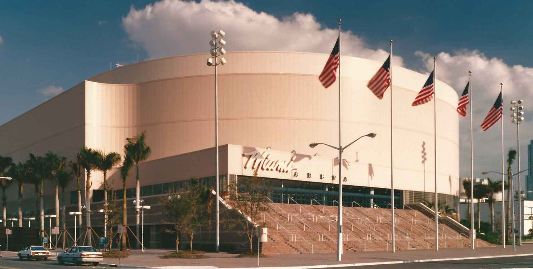 Miami Sports and Exhibition Authority losing power