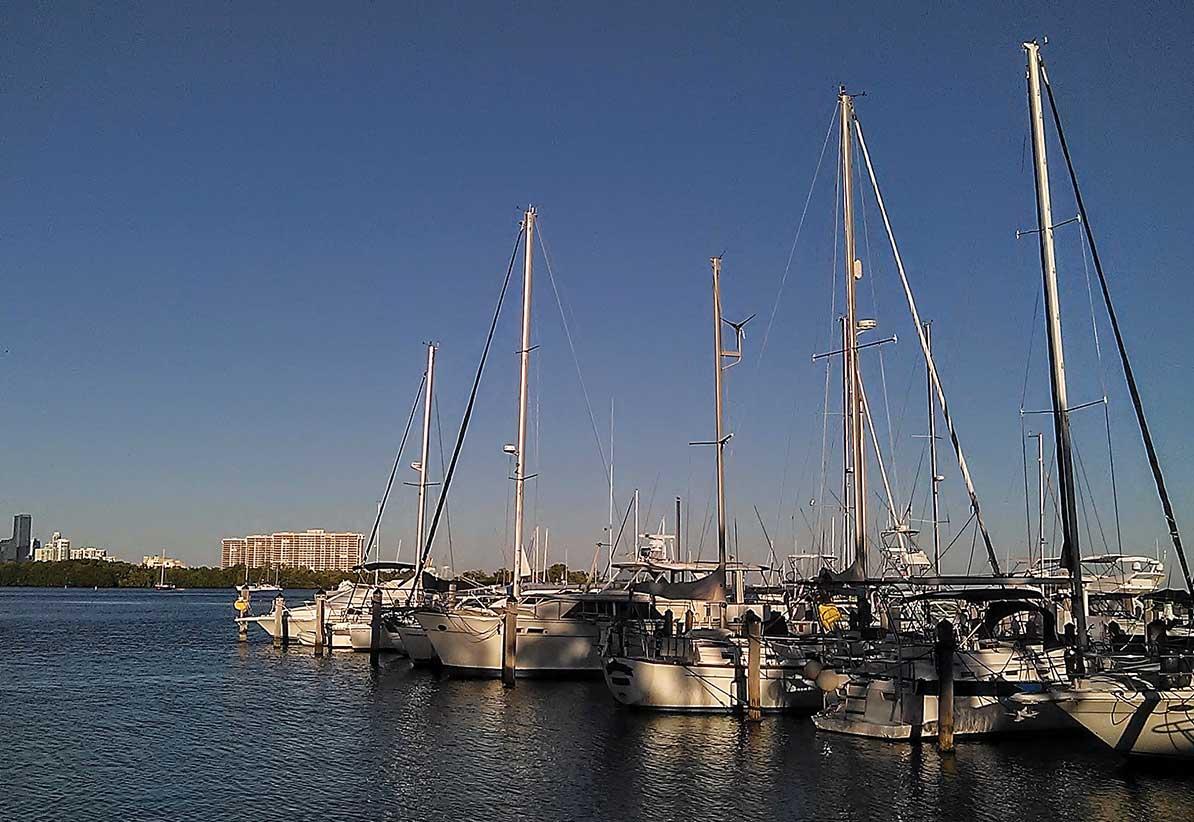 Miami seeks millions from Waterways Assistance Program
