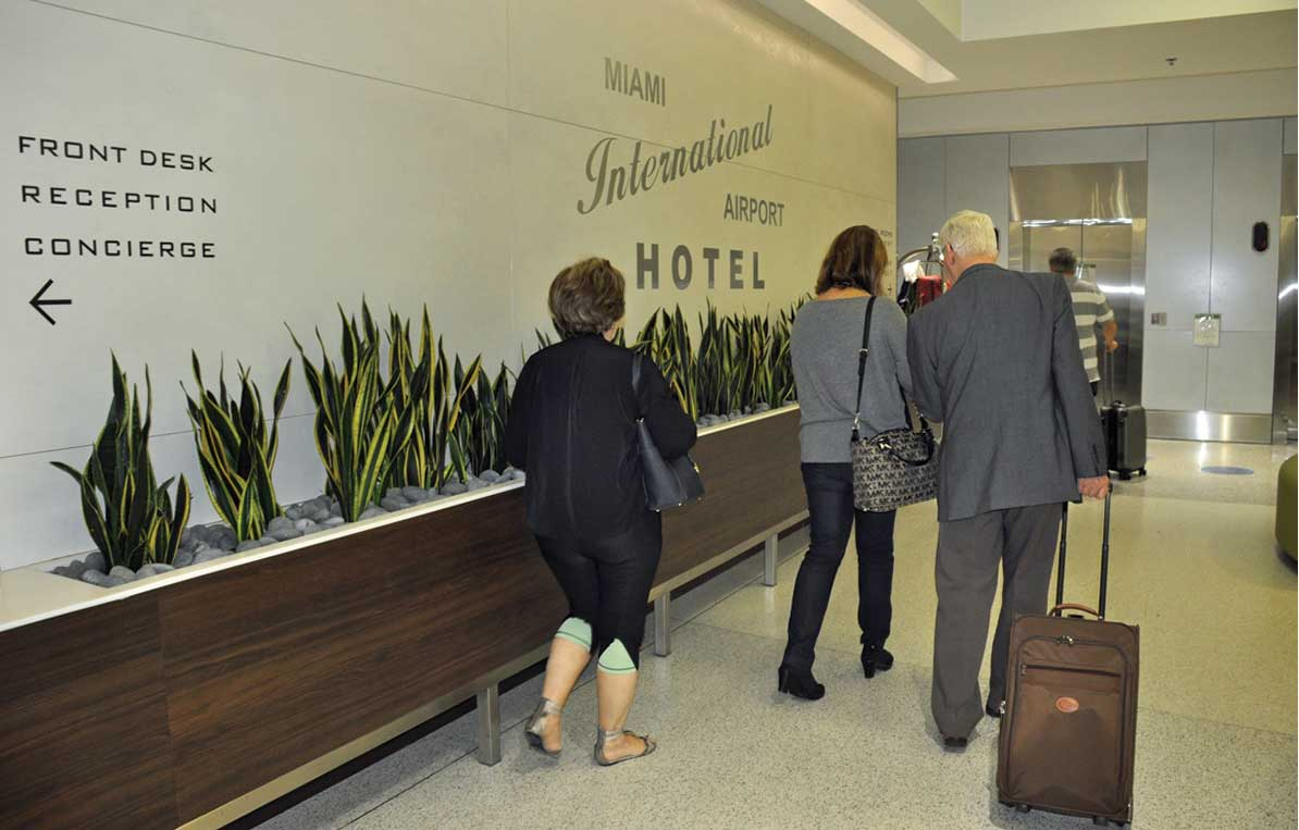 County To Replace Miami International Airport Hotel Miami Today