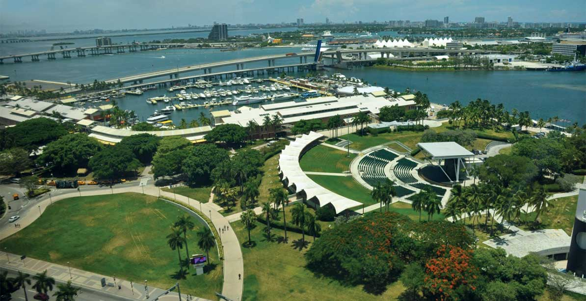 Miami's Downtown Development Authority told of parks need