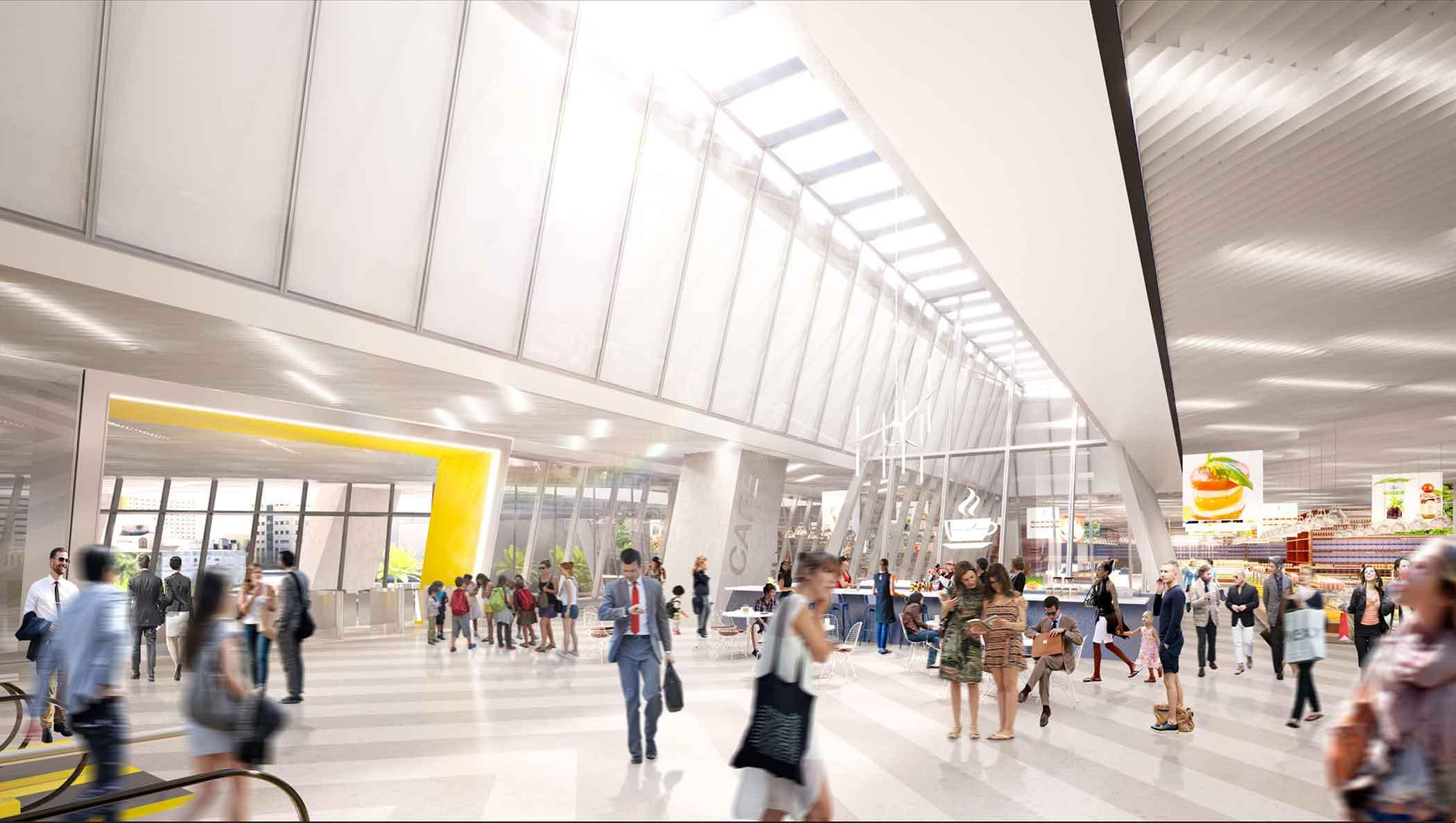 Tri-Rail connection to new MiamiCentral station advances