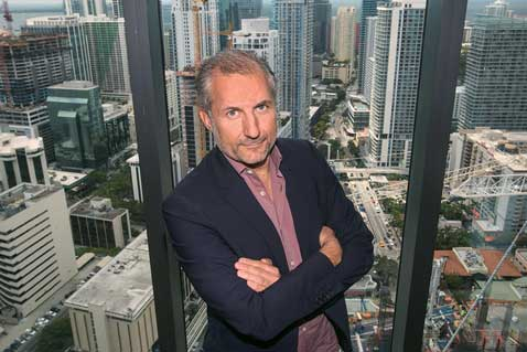 Laurent Fraticelli: Preparing to open new Asia-oriented hotel in Brickell