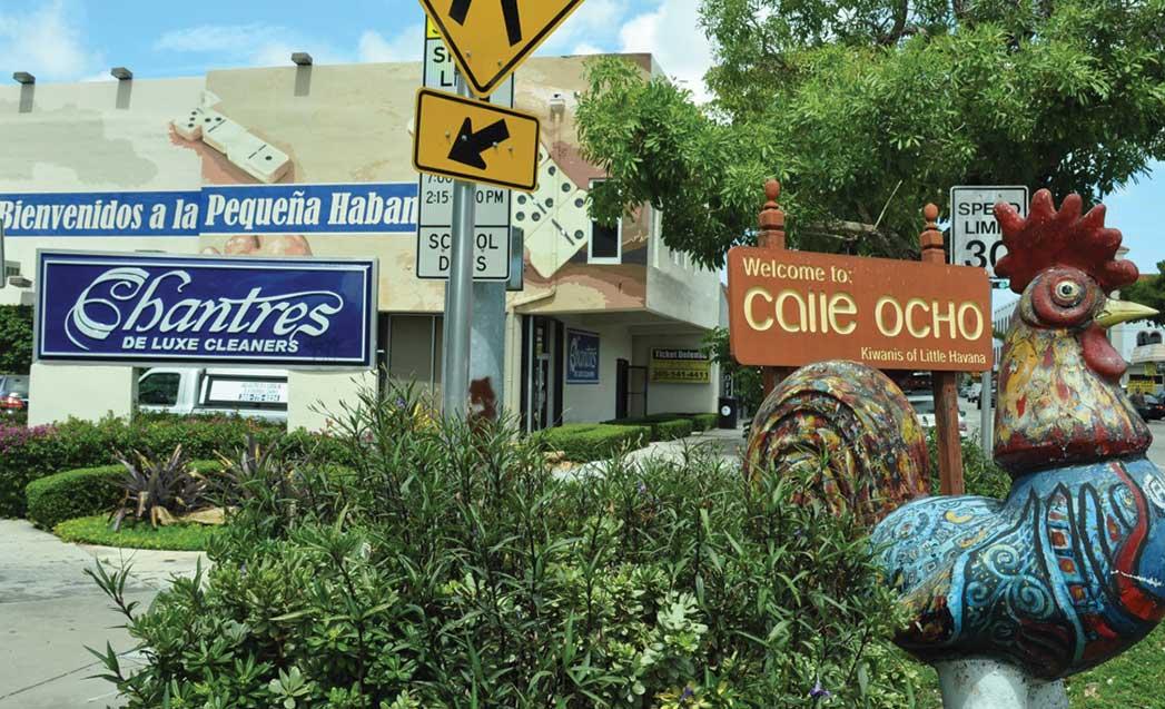 Helping Little Havana add music, sidewalk cafés