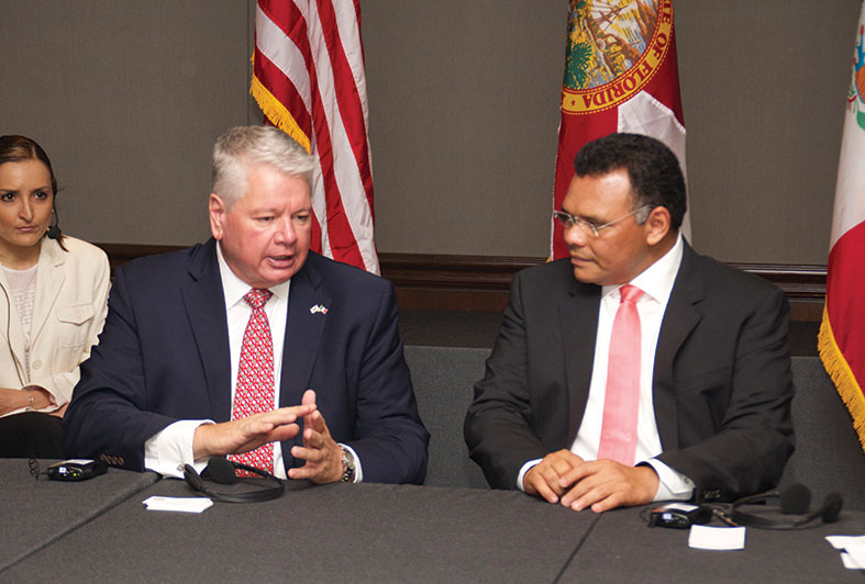 Enterprise Florida Mexico trade mission makes alliances