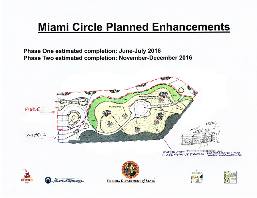 3-D life-size replica of Miami Circle may be on way
