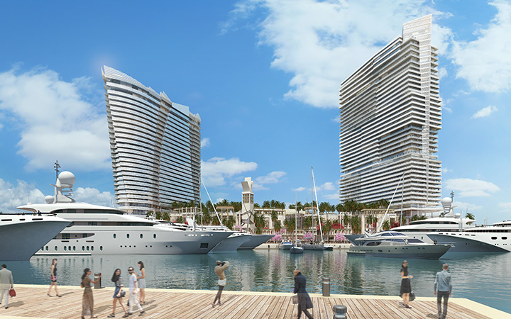 Island Gardens mega-resort on Watson Island moving ahead