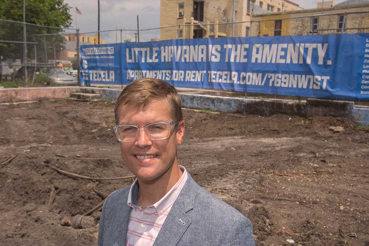Andrew Frey: Seeking to help build world-class urban neighborhoods