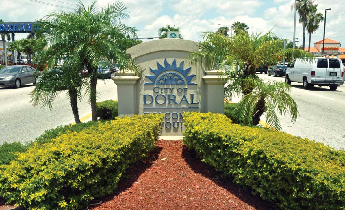 Doral city manager says 'We're a city in transition""