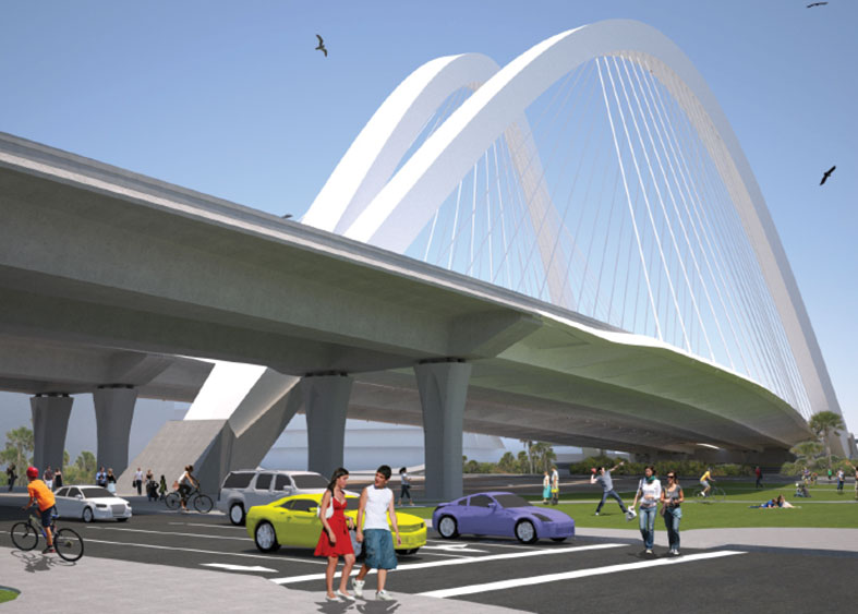 I-395 signature bridge project advances