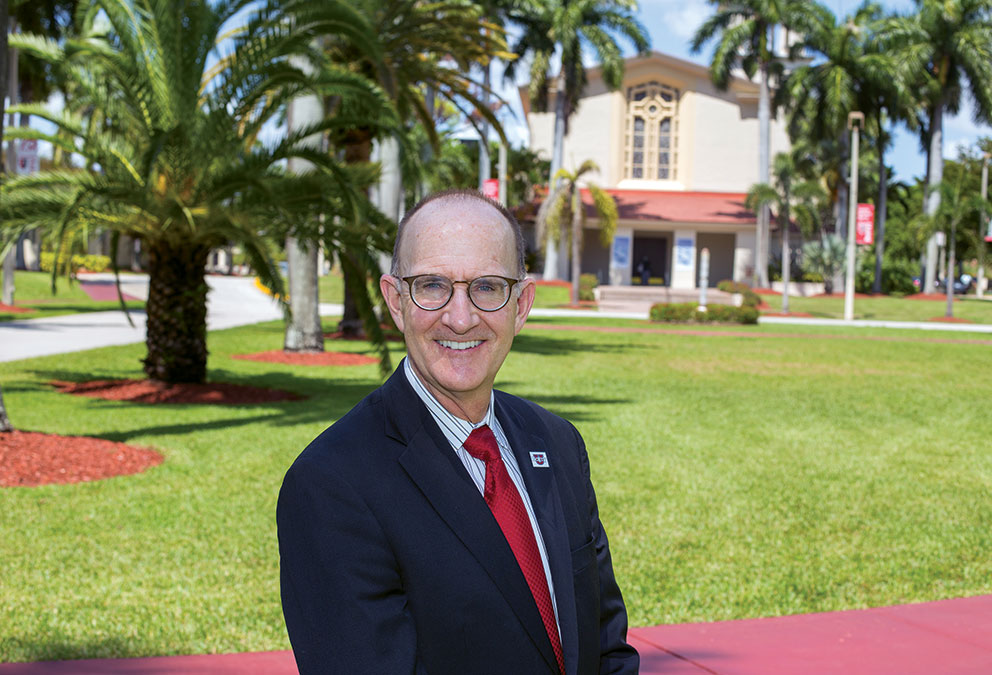 John Murray: Barry University provost seeks new educational paths
