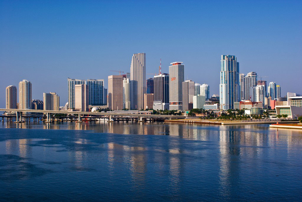 Miami Sees Continued Population Growth Downtown