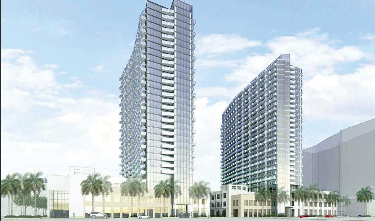 Magellan Development Group moves on 838 Midtown apartments