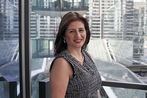Ramona Messore: Develops a very different Saks for Brickell City Centre