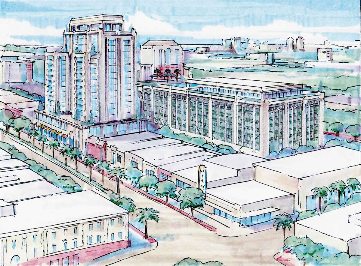 Coral Gables garage development battle continues