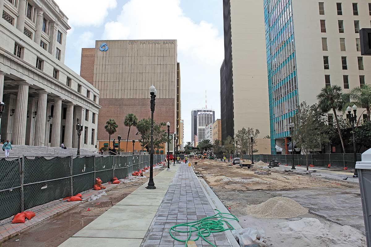 Flagler Street redevelopment project moving faster