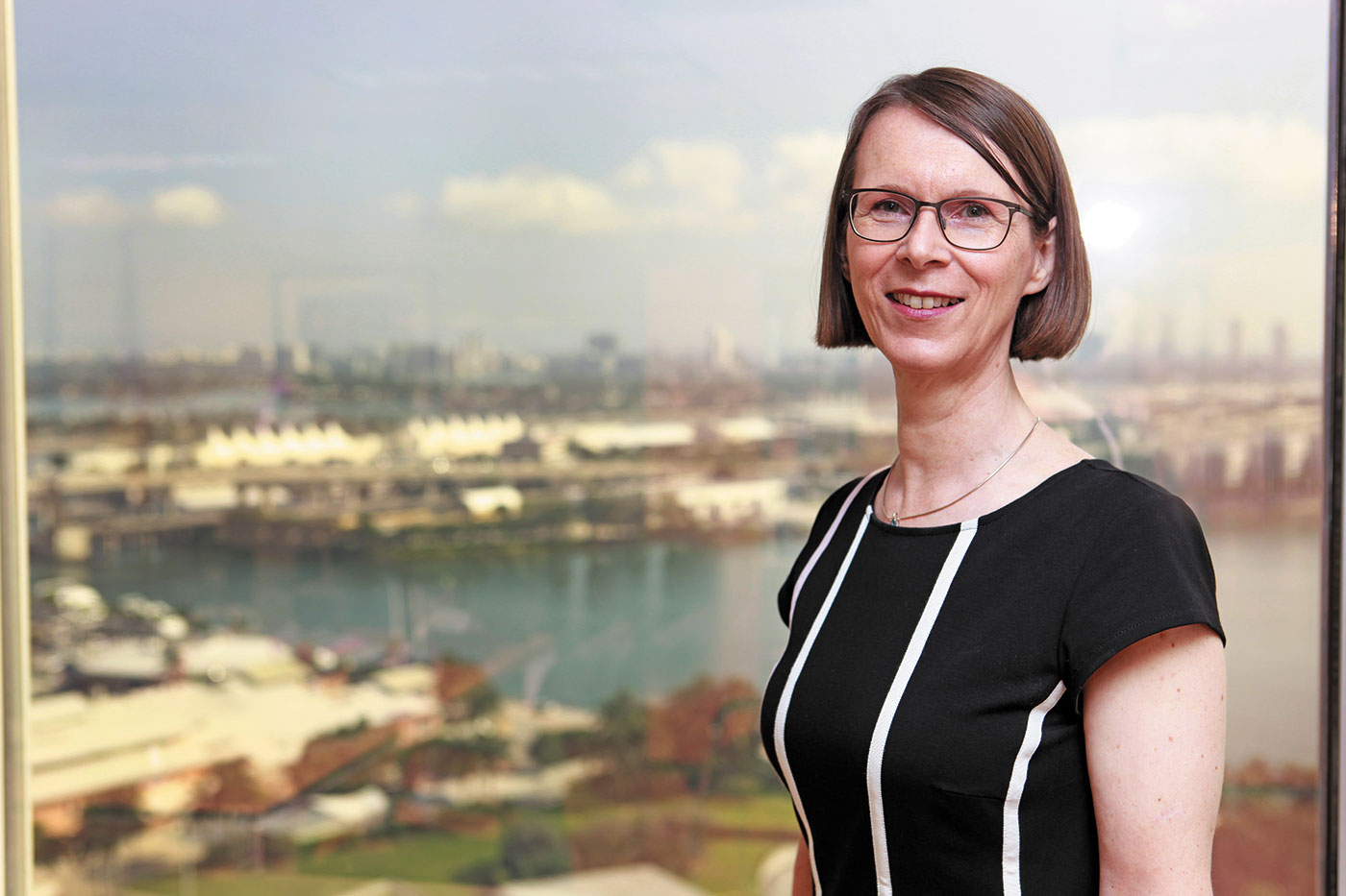 Annette Klein: German consul general targets economic, academic ties