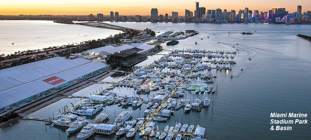 Miami International Boat Show spawns waterborne transit push