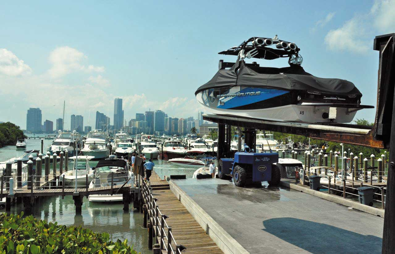 Virginia Key marina plan under microscope