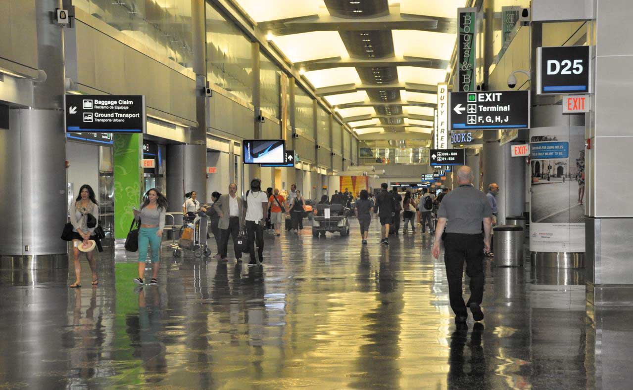 Miami International Airport soars toward passenger record