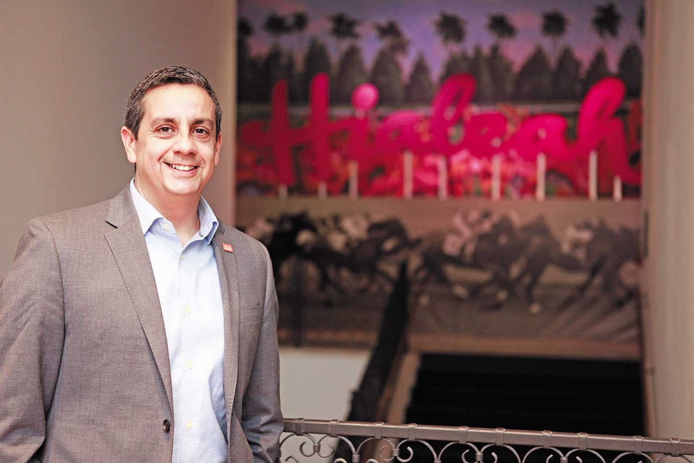 Jorge Zamanillo: Prepares to step in as CEO of HistoryMiami Museum