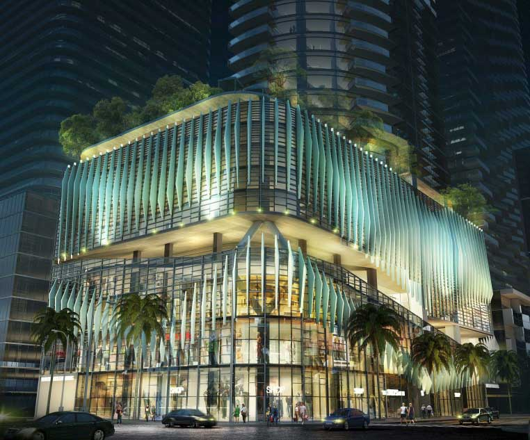 78-story mixed-use tower to replace Brickell's Burger King