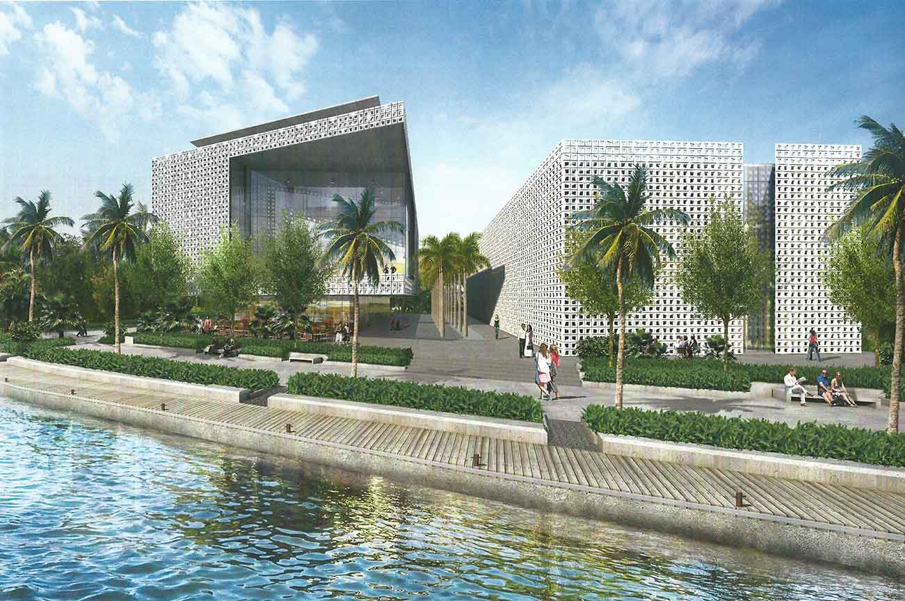Fashion designer Naeem Khan adds school to Miami River site