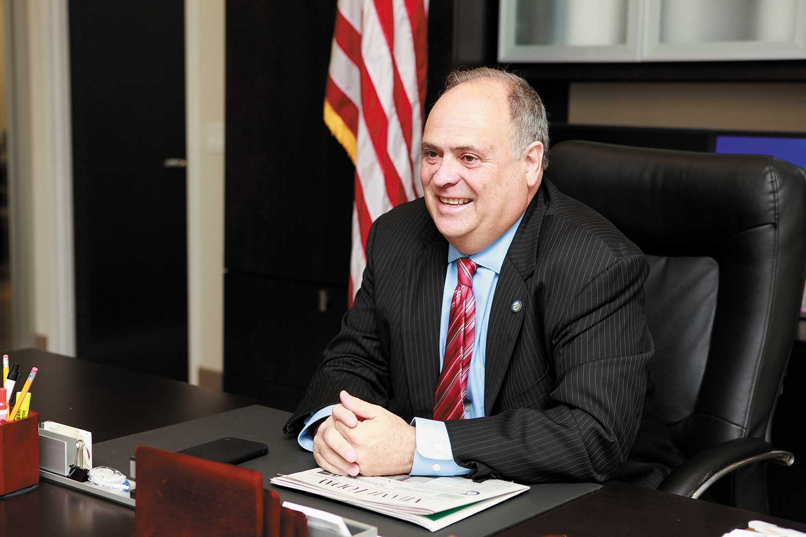 Juan Carlos Bermudez: Back in Doral mayor's job with plans for city upgrades
