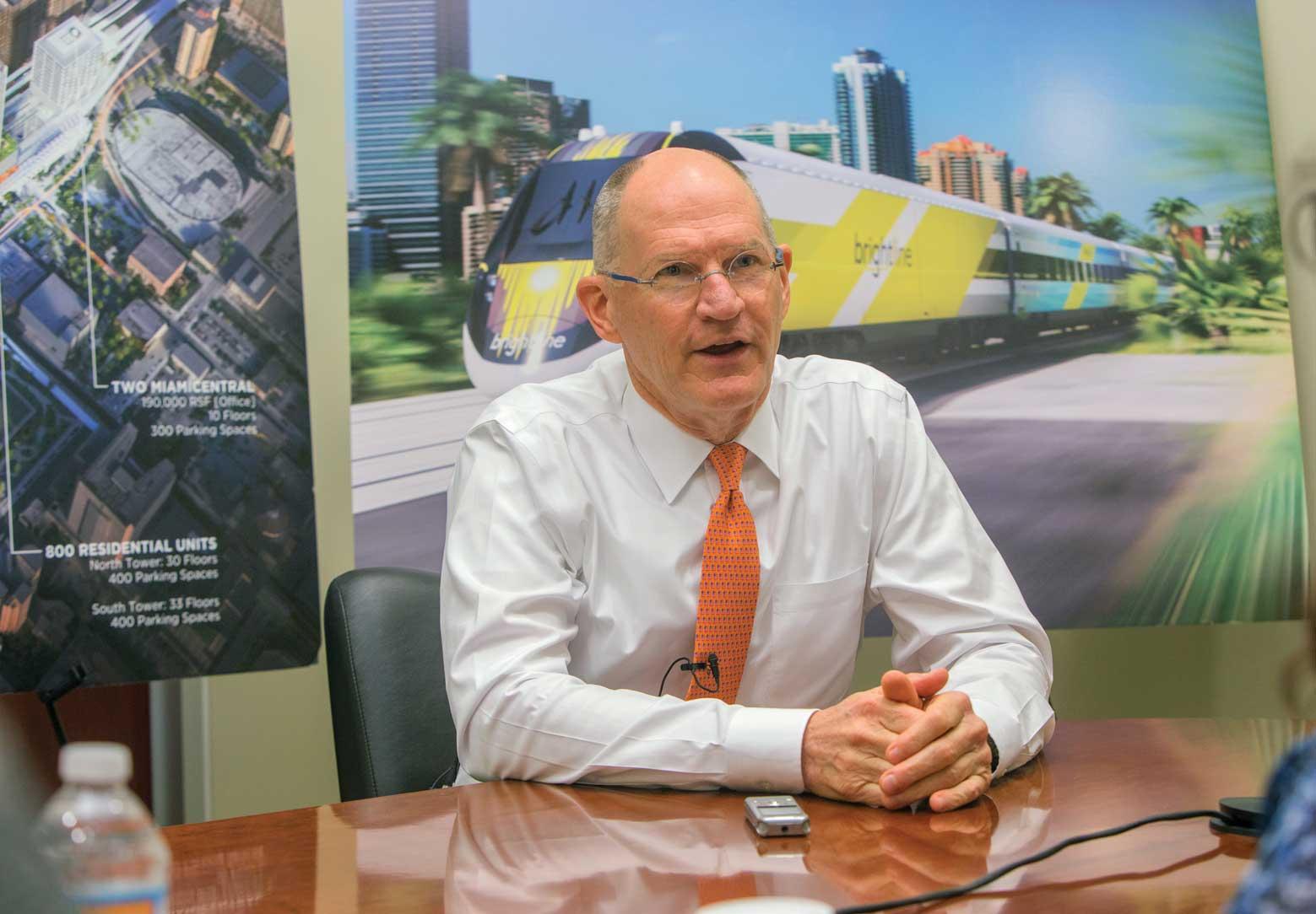 Public-private partnerships for transit get rail developer's input