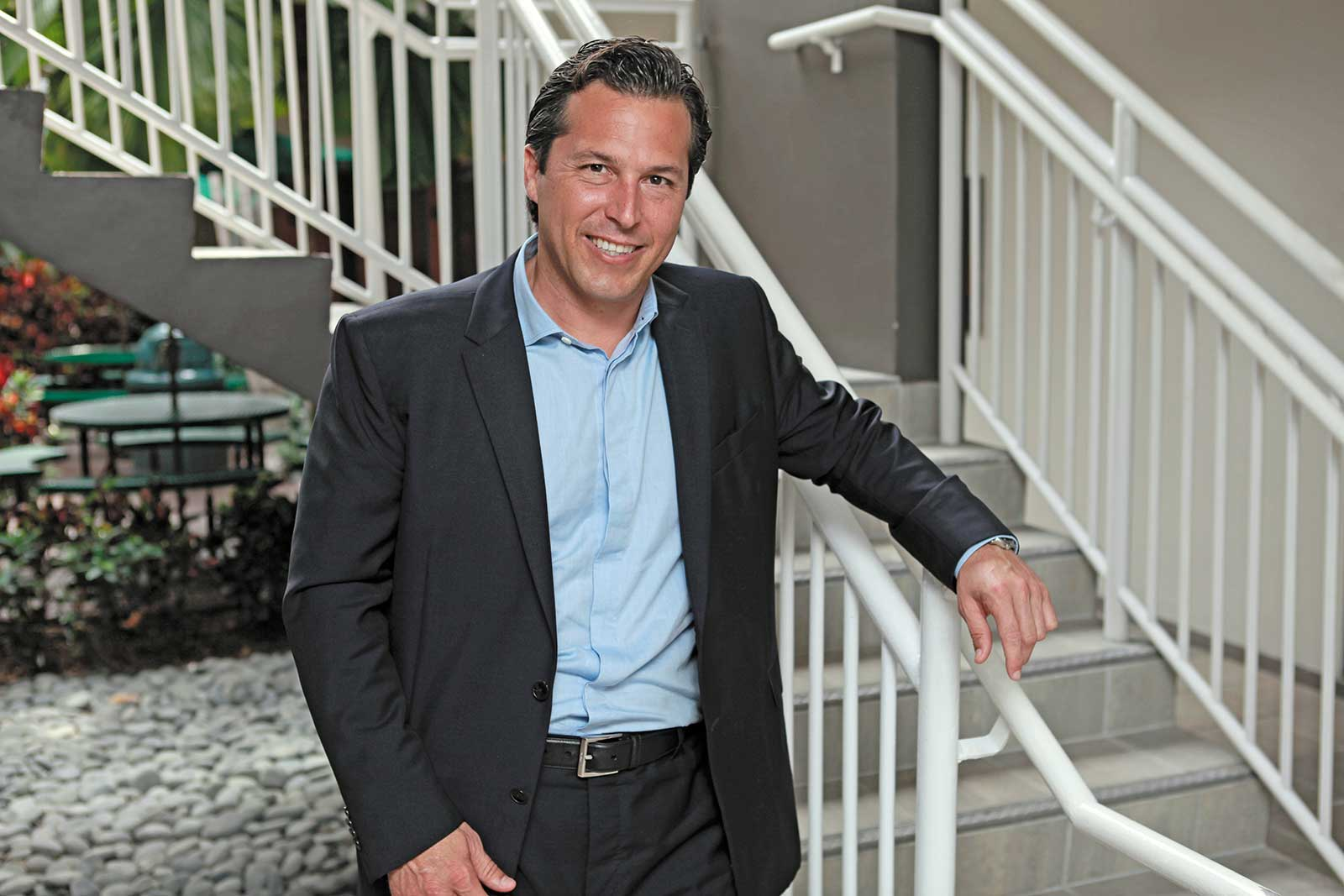 Martin Pinilla II: Realty investor give urban neighborhoods 'some love'