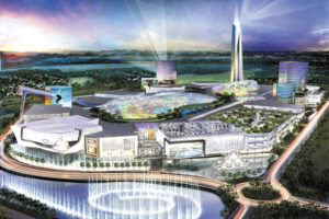 American Dream Miami mega-mall expects October