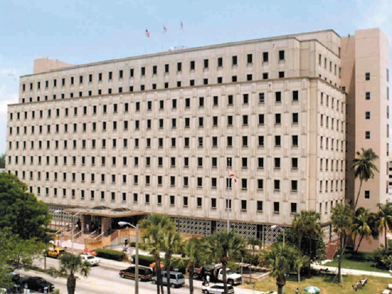 Miami-Dade looking at criminal courts needs