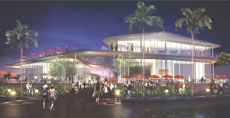Mixed-use Coconut Grove bayfront project to start in July