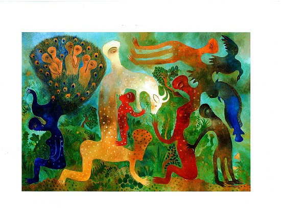 African Influences in Contemporary Cuban Art