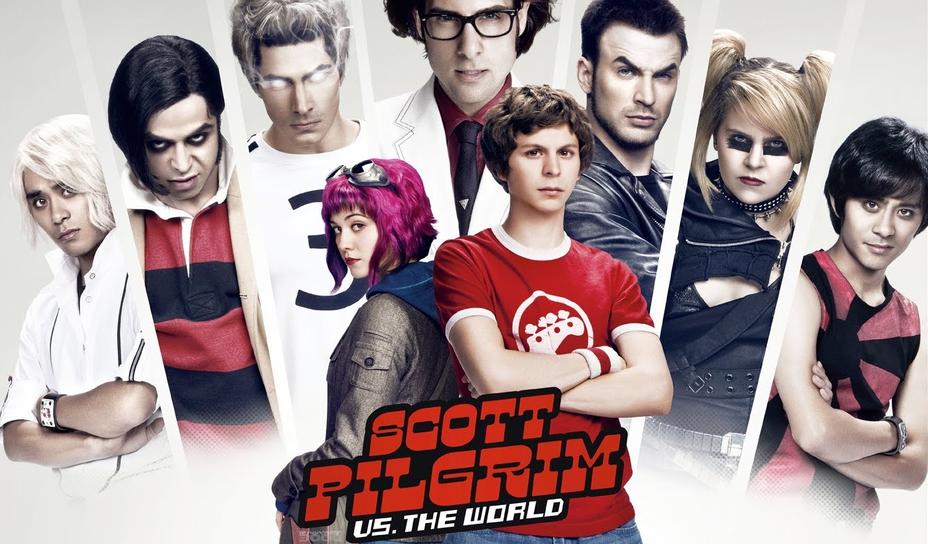 Scott Pilgrim vs the World 2010