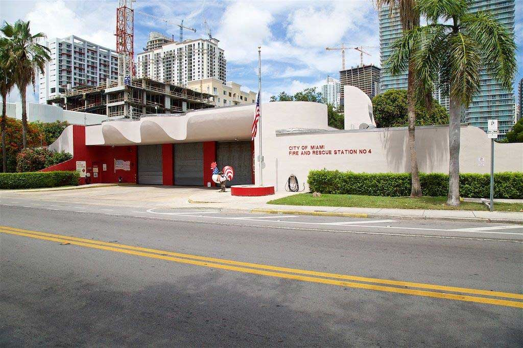 Miami to get a free fire station in Brickell