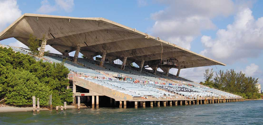 Restoration of Miami Marine Stadium a $40 million ticket