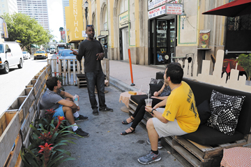 Park(ing) Day Miami to put parks in parking spaces