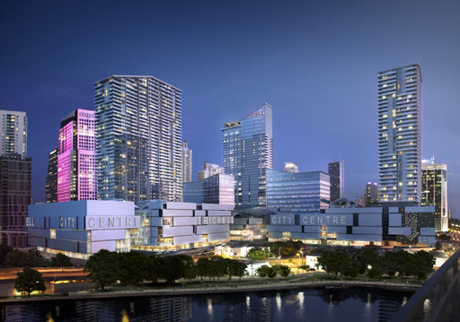 Miami police due to get an office in Brickell City Centre