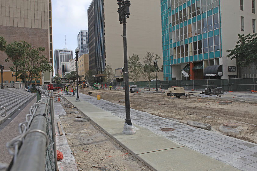 Flagler Street upgrade downtown delayed once again