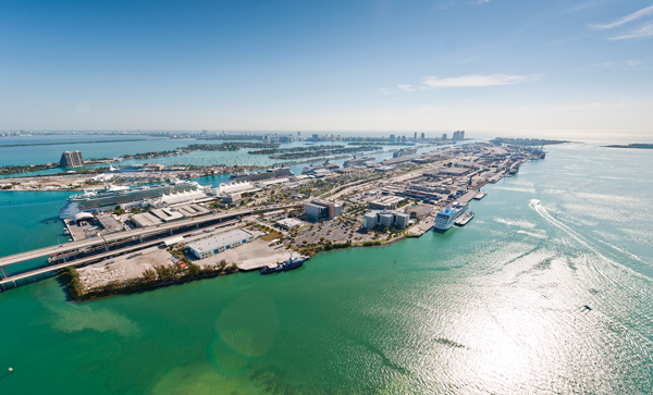 County asked to restrict Port of Miami developments