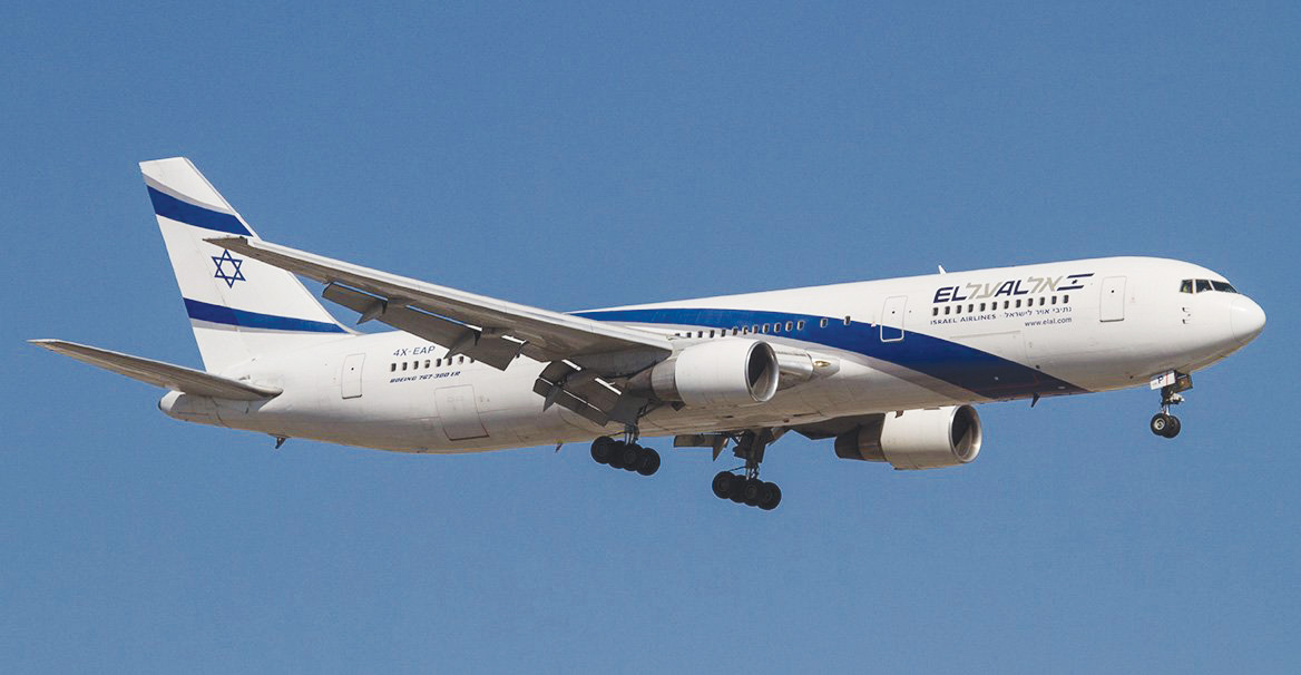 El Al about to fly new Tel Aviv-Miami route