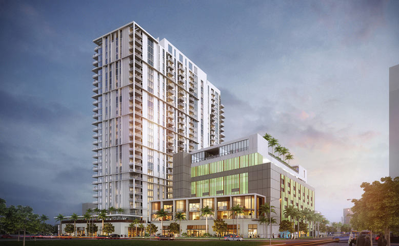 New residential developments meet demands in Midtown