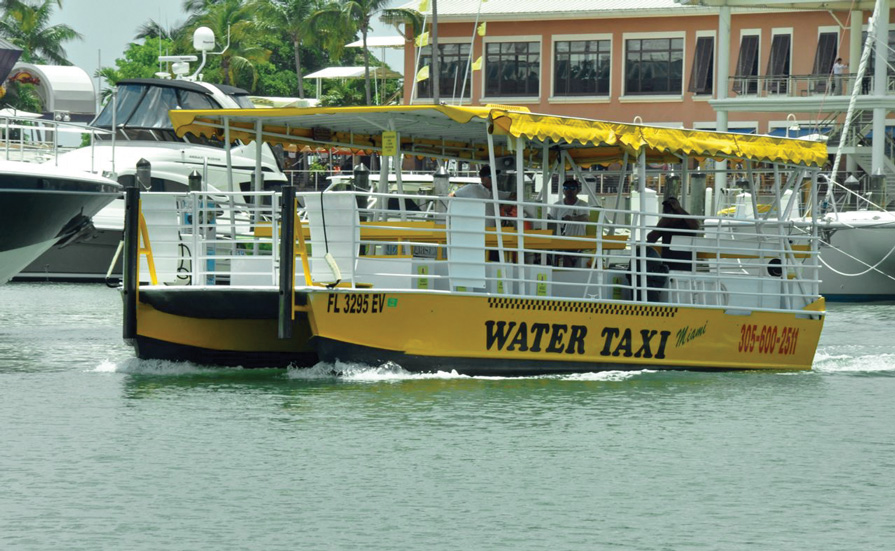 Water Taxi Miami looking to expand