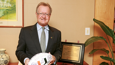 John Quelch: New University of Miami business dean wears two hats