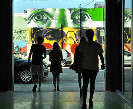 US Homeland Security reports to shut Wynwood artery in Art Week