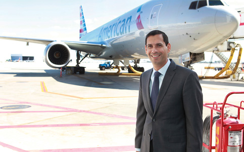 Ralph Lopez-Massas: Piloting a 12,500-person team at American Airlines hub