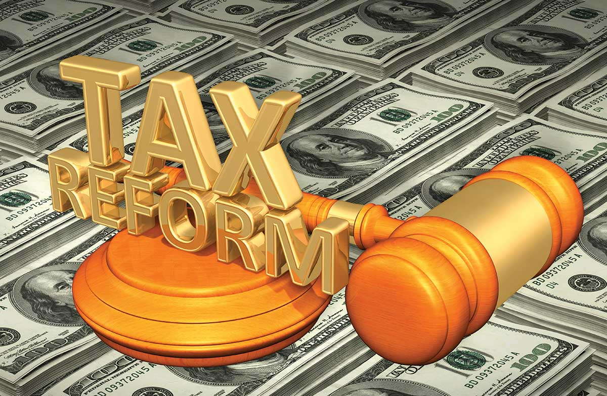 Tried-and-true adages keynote tax reform financial advice